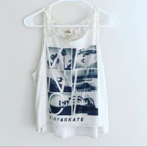 Surf and skate tank